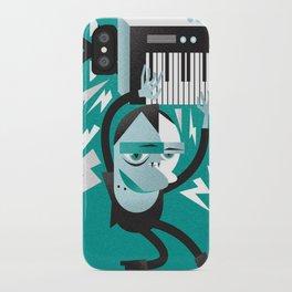"""Vamp"" Monster Rock iPhone Case"
