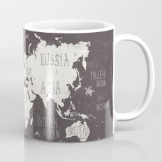 The World Map Mug