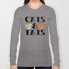 Cats and Tats Long Sleeve T-shirt