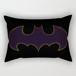 Batgirl Symbol Rectangular Pillow