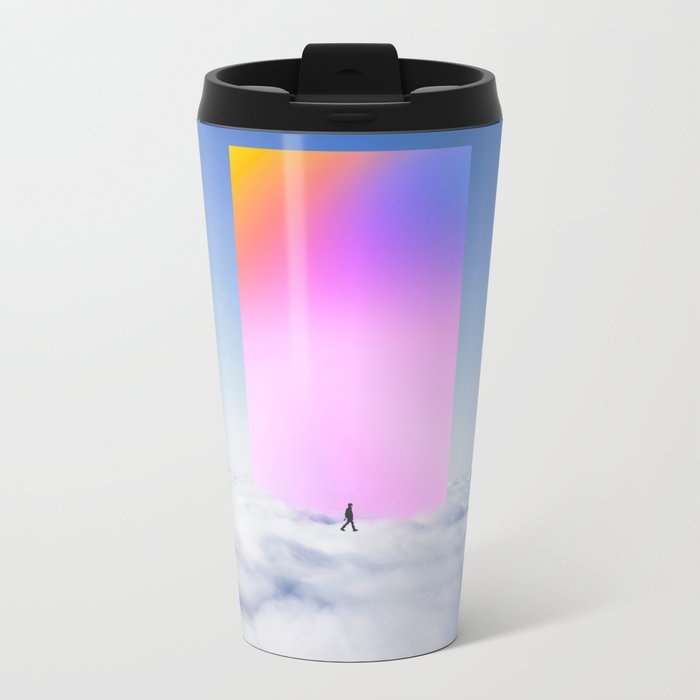 S/26 Metal Travel Mug