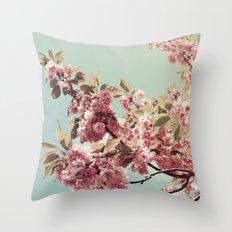 Bloom Throw Pillow