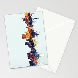 El Paso Texas Skyline Stationery Cards