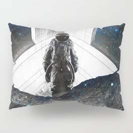 Astronaut Isolation Pillow Sham