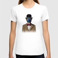 magritte T-shirts featuring Doctor Magritte by le.duc