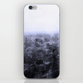 London Old vs New iPhone Skin