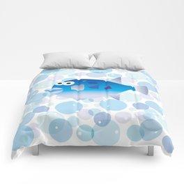 Globefish and Bubble Comforters