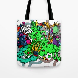 FIRE! Tote Bag