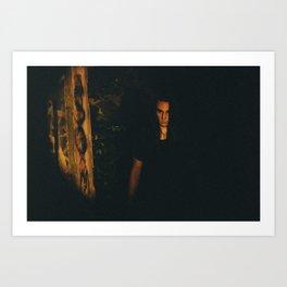 Ghoul III Art Print