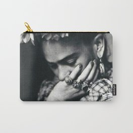 Frida Kahlo Historical Photography Carry-All Pouch