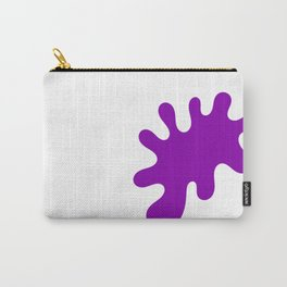 Purple blob Carry-All Pouch