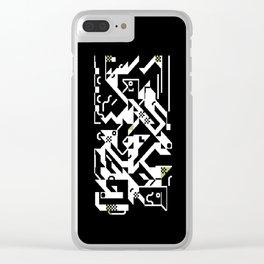 DAEGU Clear iPhone Case