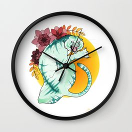Tigress Wall Clock