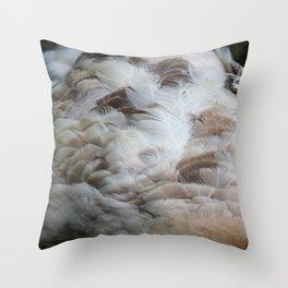 Halifax Feathers Throw Pillow