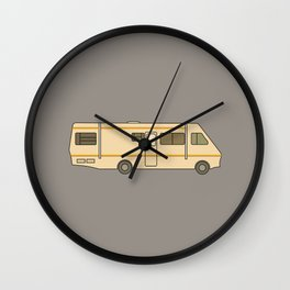 Breaking Bad RV Wall Clock