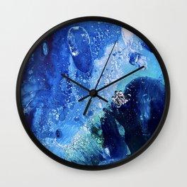 Little Polar Bear, Tiny World Environmental Collection Wall Clock