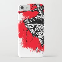 weird iPhone & iPod Cases featuring Weird by Alita Nightsbane