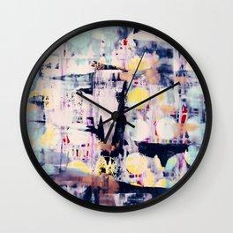 Painting No. 2 Wall Clock