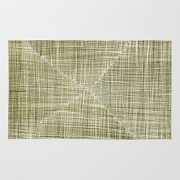 Ink Weaves: Citrine Rug