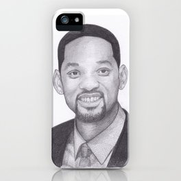 Will Smith - Fresh Prince iPhone Case