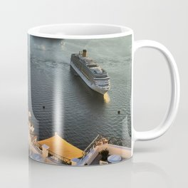 Santorini 20 Coffee Mug