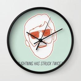 Levon Helm Wall Clock