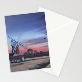 Cley Windmill Stationery Cards