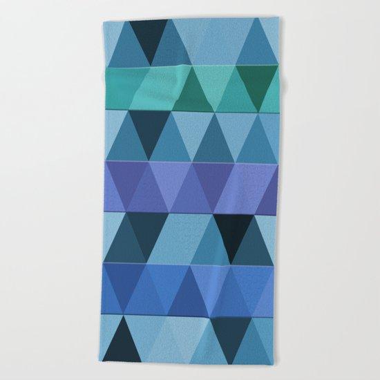 Abstract #297 Beach Towel
