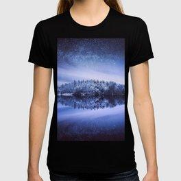 Vanajavesi lake Finland T-shirt