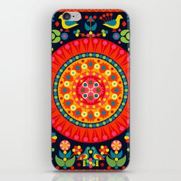 Wayuu Tapestry - I iPhone Skin