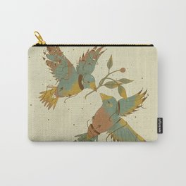 OISEAUX Carry-All Pouch