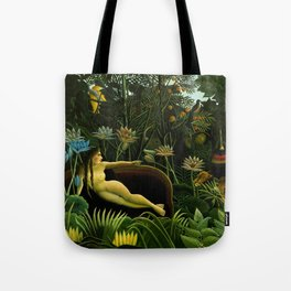 Henri Rousseau - The Dream Tote Bag