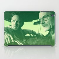 breaking bad iPad Cases featuring BREAKING BAD by Hands in the Sky