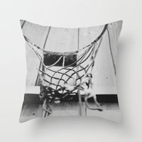indiana Throw Pillows featuring Indiana Tradition by Jo Bekah Photography