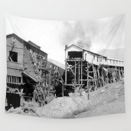 Sego, Utah 1926 Wall Tapestry