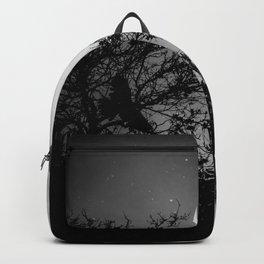 Haunting Moon & Trees Backpack