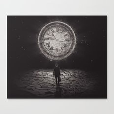 The Greatest Commodity Canvas Print