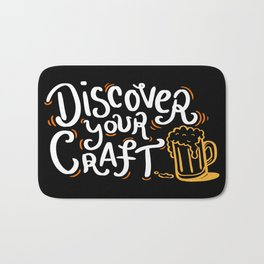 Discover Your Craft - Gift Bath Mat