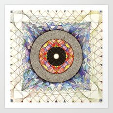 Aladnam  Art Print