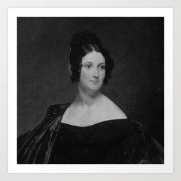 Eunice Harriet Brigham  Art Print