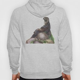 The Majestic Otter Hoody