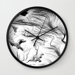 They Tell Me Wall Clock