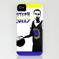 Stephen Curry Golden State Point Guard  iPhone (4, 4s) Slim Case