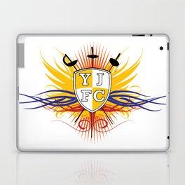 Yellow Jacket Fencing Club Classic Laptop & iPad Skin