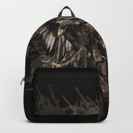 Golden eagle Backpack