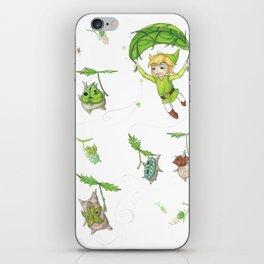 Link & the Koroks iPhone Skin