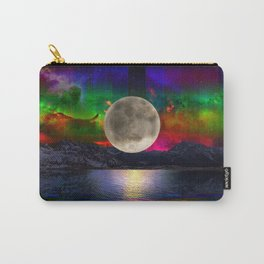You Are My Moon Carry-All Pouch