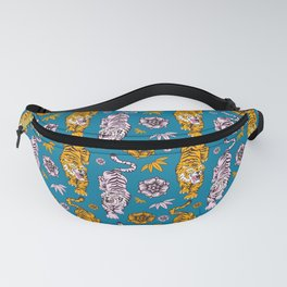 Tigers pattern 2 Fanny Pack