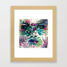 Another Woman Framed Art Print