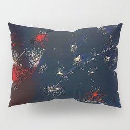 Fireworks and Bokeh Pillow Sham